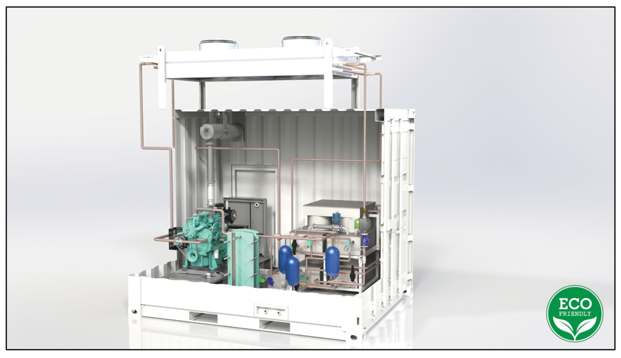 CCHP & Solar Cooling Via the Smart Adsorption Chiller